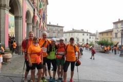 European Francigena Marathon 2018